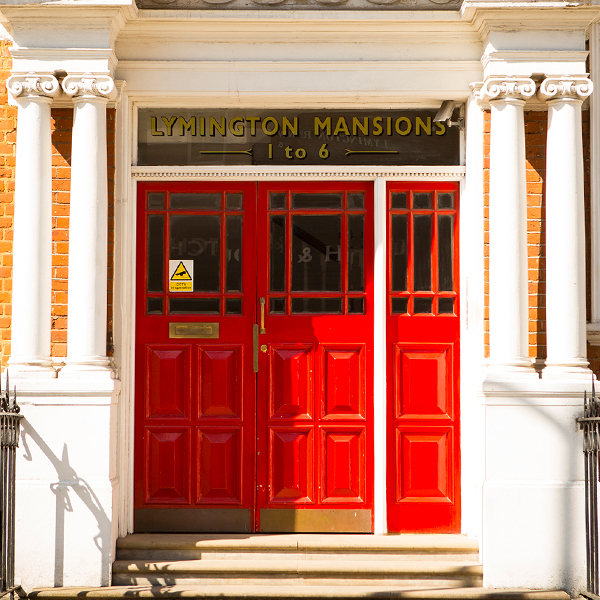 Lymington Mansions